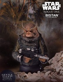Star Wars Rogue One Bust 1/6 Bistan 19 cm