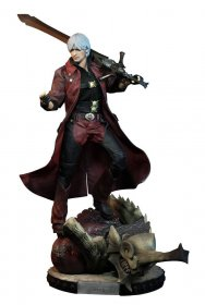 Devil May Cry 4 Akční figurka 1/6 Dante Luxury Version 30 cm