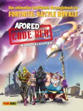 Fortnite: Battle Royale Strategy Book CODE RED *German Version*