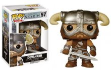 The Elder Scrolls V Skyrim POP! Games Vinylová Figurka Dovahkin
