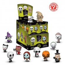 Nightmare before Christmas Mystery mini figurky 5 cm Display (12