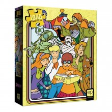 Scooby-Doo skládací puzzle Those Meddling Kids! (1000 pieces)