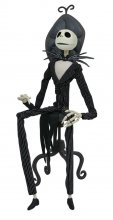 Nightmare before Christmas Coffin Doll Jack in Chair 40 cm