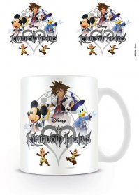 Kingdom Hearts Hrnek Logo