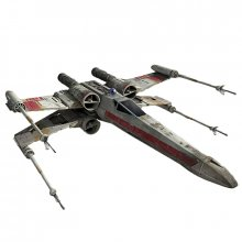 Star Wars EasyKit skládací model 1/30 X-Wing Fighter 42 cm