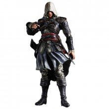 Assassins Creed IV Black Flag akční figurka Edward Kenway 28 cm