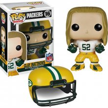 NFL POP! Football figurka Clay Matthews (Packers) 9 cm