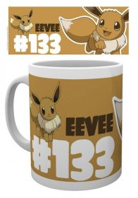 Pokemon Hrnek 133 Eevee