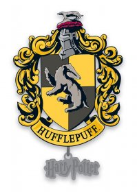 Harry Potter Pin Hufflepuff