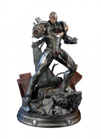 Justice League New 52 Socha Cyborg 59 cm