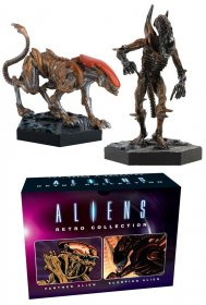 Aliens Retro Collection Figure 2-Pack Panther & Scorpion Alien 1