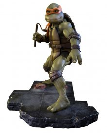 Teenage Mutant Ninja Turtles 1990 Socha Michelangelo 41 cm