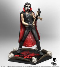 Mercyful Fate Rock Iconz Socha 1/9 King Diamond II 21 cm