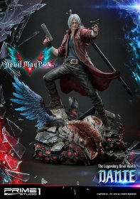 Devil May Cry 5 Socha 1/4 Dante 74 cm