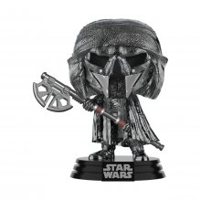 Star Wars POP! Movies Vinylová Figurka KOR Axe (Chrome) 9 cm