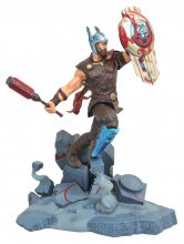 Thor Ragnarok Marvel Movie Milestones Statue Gladiator Thor 43 c