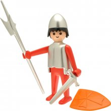 Figurka Playmobil Nostalgia Collection Knight 25 cm