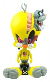 Looney Tunes Get Animated Vinyl Socha Tweety by Pat Lee 20 cm