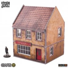 EWAR WWII ColorED Miniature Gaming Model Kit 28 mm Grocery