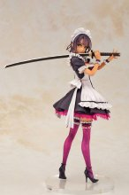 Original Character by F-ism Socha 1/6 Shoujo Katana Maid 26 cm