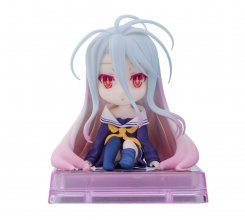 No Game No Life Bishoujo Character Collection Mini Figure Shiro