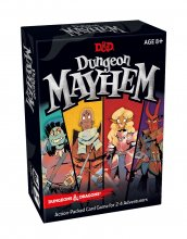 Dungeons & Dragons karetní hra Dungeon Mayhem french