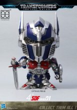 Transformers The Last Knight Super Deformed Vinyl Figure Optimus
