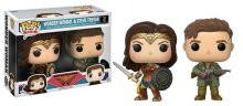 Wonder Woman Movie POP! Movies Vinylové Figurky 2-Pack Wonder W