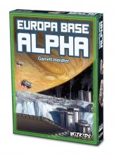 Europa Base Alpha desková hra *English Version*