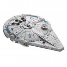 Star Wars Solo Build & Play Model Kit with Sound & Light Up 1/16