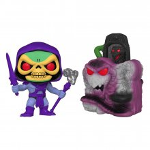 Masters of the Universe POP! Town Vinylová Figurka Snake Mountai