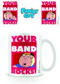 Family Guy Hrnek Band