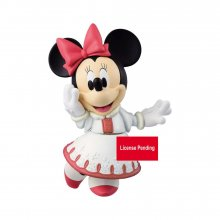 Disney Fluffy Puffy mini figurka Mickey & Minnie B: Minnie 10 cm