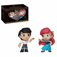 The Little Mermaid Mystery Mini Vinyl Figures 2-Pack Eric & Arie
