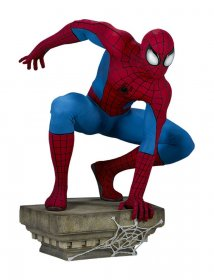 Marvel Legendary Scale Socha 1/2 Spider-Man 61 cm
