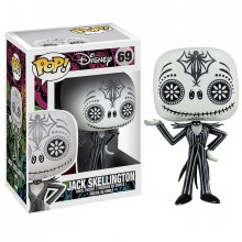 Nightmare Before Christmas POP! figurka Day of the Dead Jack