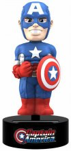 Marvel Comics Body Knocker Bobble-Figure Captain America 15 cm
