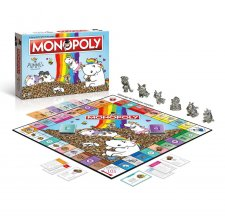 Chubby Unicorn desková hra Monopoly *German Version*