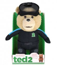 Ted 2 Animated Talking Plyšák Scuba Explicit 40 cm