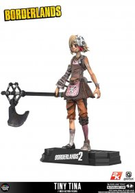 Borderlands 2 Color Tops Akční figurka Tiny Tina 18 cm