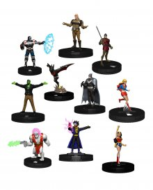 DC HeroClix: Justice League Unlimited Booster Brick (10)