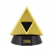 The Legend of Zelda 3D Icon světlo Gold Triforce 10 cm