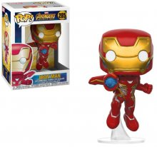 Avengers Infinity War POP! Movies Vinylová Figurka Iron Man 9 cm