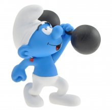 The Smurfs Collector Collection Socha Hefty Smurf 15 cm