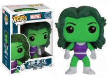 Marvel Comics POP! Vinylová Figurka She-Hulk 9 cm