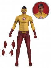 The Flash Figure Kid Flash 17 cm
