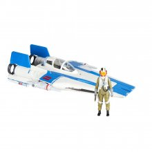 Star Wars Episode VIII Force Link 2.0 Class B Vehicle with Figur