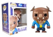Beauty and the Beast POP! Vinylová Figurka Beast 10 cm