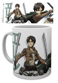 Attack on Titan Season 2 Hrnek Eren Duo