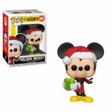 Mickey Maus 90th Anniversary POP! Disney Vinylová Figurka Holida